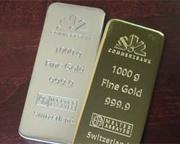 Котировки золота и серебра