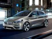 """BMW рассекретила <a href=""""http://dic.academic.ru/dic.nsf/ecolog/6626"""">свой</a> первый переднеприводный автомобиль"""