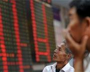 Фондовый рынок Китая ожидает обвал.  В условиях финансового кризиса есть один фондовый индекс, опережающий все...