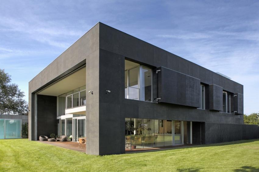 монолитные дома