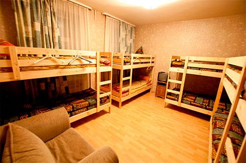 В Украине стало выгодно открывать хостелы