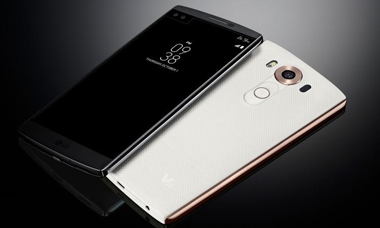 LG показала смартфон с двумя экранами и Android-часы