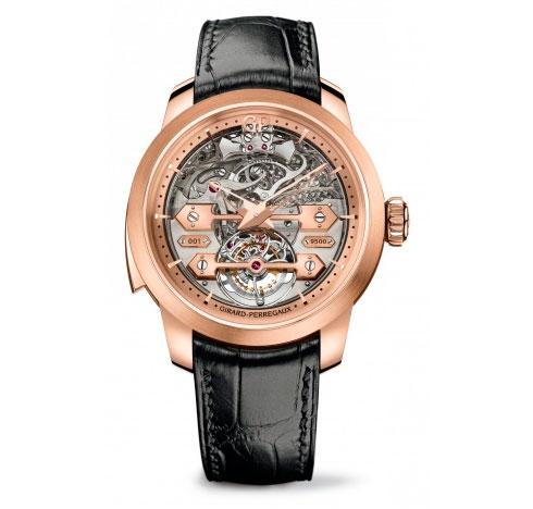 В Женеве названы лучшие часы 2015 года