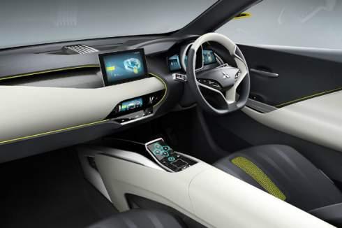 В Mitsubishi назвали запас хода предвестника нового ASX