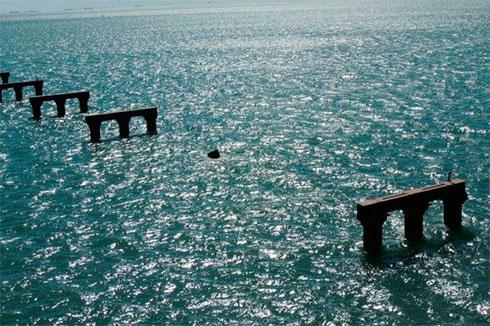 Суд оценил убытки отстолкновения турецкого сухогруза с«Крымским мостом»