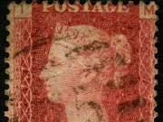 Одна из редчайших британских марок продана с аукциона почти за полмиллиона фунтов