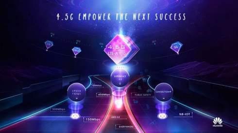 Huawei и LG U+ запускают первую в мире мобильную сеть 4T4R