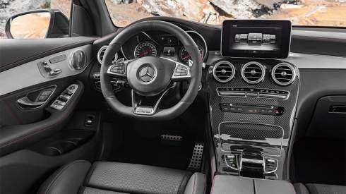 Представлен первый среднеразмерный кроссовер от Mercedes-AMG