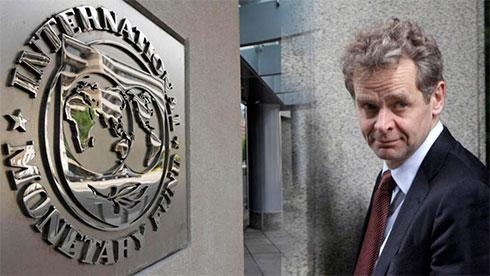МВФ сделал заявление по Украине