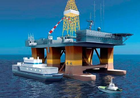 Китай планирует построить до 20 плавучих АЭС