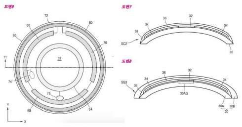Samsung хочет встроить дисплей и камеру в контактные линзы
