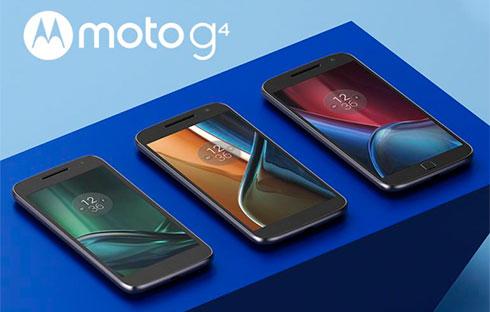 Представлены мобильные телефоны Lenovo Moto GиMoto GPlus четвертого поколения