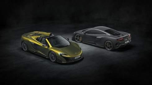 Самый быстрый родстер McLaren стал карбоновым