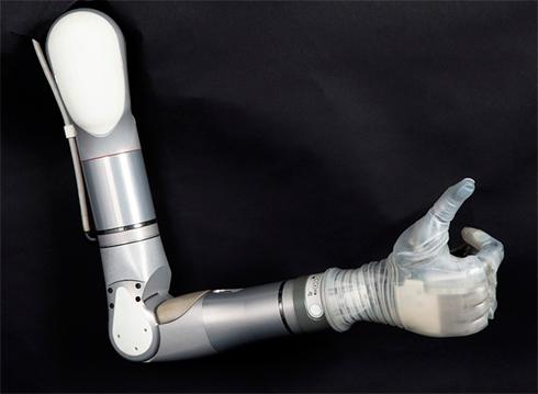 Наиболее совершенный из существующих протезов назван в честь Люка Скайуокера