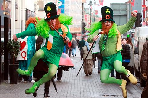 Ирландия сообщила о росте ВВП на 26%