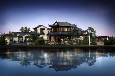 В Китае ищет покупателя самый дорогой особняк в истории