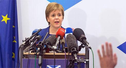 ВШотландии начали подготовку кновому референдуму онезависимости