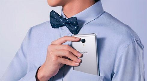 6-дюймовый фаблет Meizu Max представлен официально