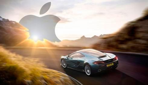 Financial Times узнала про переговоры Apple о закупке МакЛарен