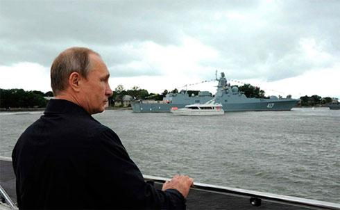 Путин поручил ввести в РФ курортный сбор