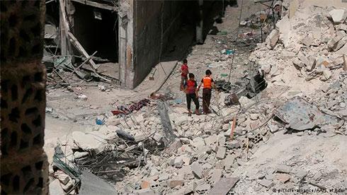СМИ рассекретили текст соглашения Российской Федерации иСША поСирии