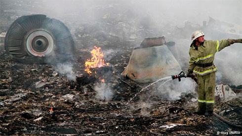 ВФинляндии тайный эксперимент покрушению MH17— самолет сбил русский «Бук»