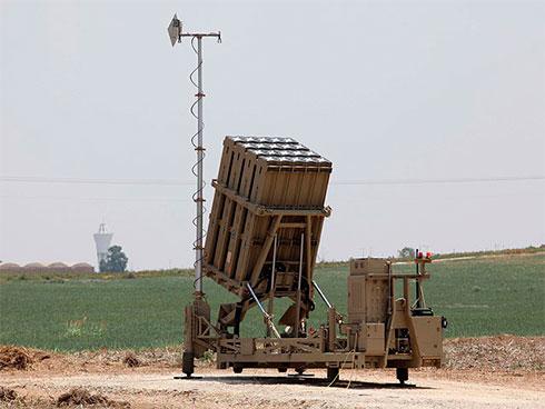 Израиль поставит Азербайджану систему ПРО «Железный купол»