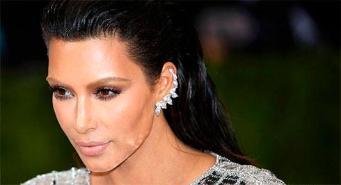 Ким Кардашьян ограбили встолице франции на $11 млн