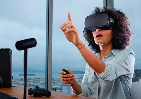 Oculus готовит автономный шлем виртуальной реальности