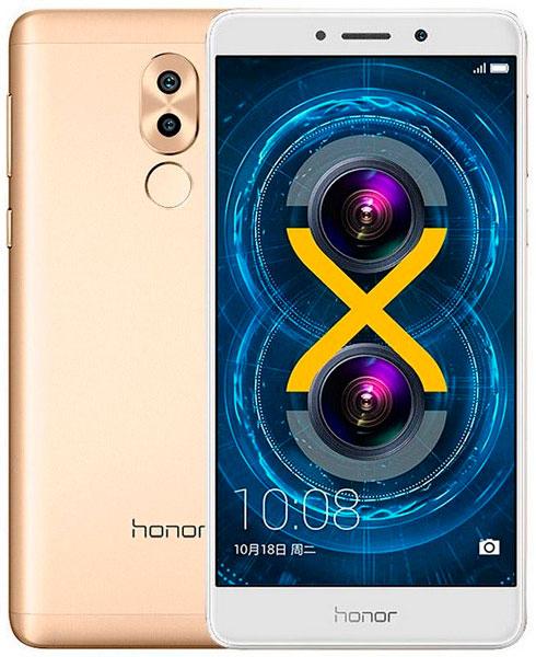 Состоялся официальный анонс бюджетного Honor 6X: чипсет Kirin 655 идвойная камера