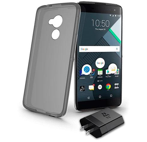 BlackBerry выпустила мощнейший смартфон DTEK60 сQHD-дисплеем