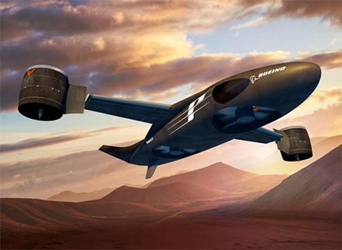 Компания «Боинг» запатентовала пассажирский самолет, который может вертикально взлетать и усаживаться