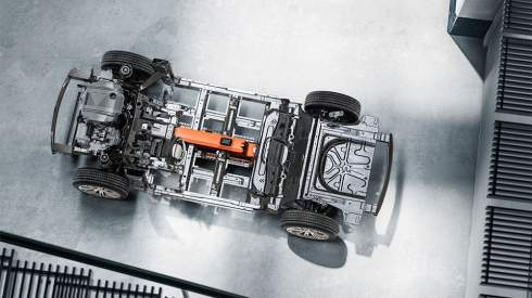 Кроссовер новой китайской марки построили на базе несуществующей модели Volvo