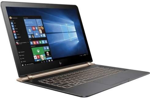 Дисплей нового ноутбука HP Spectre 13 защищён стеклом Corning Gorilla Glass 4