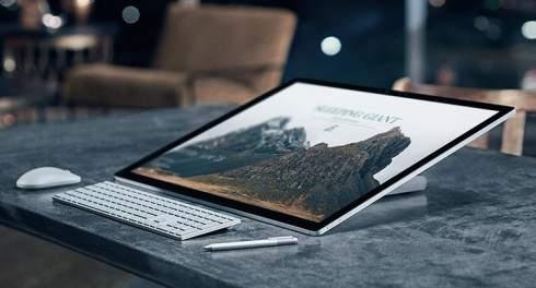 Анонсирован первый моноблочный ПК Microsoft — Surface Studio