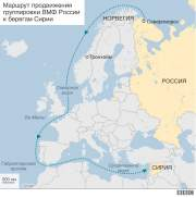 "Застрянет ли ""Кузнецов"" в Средиземном море без мазута?"