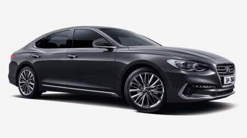 "Седан Grandeur открыл ""новую эру"" в дизайне Hyundai"