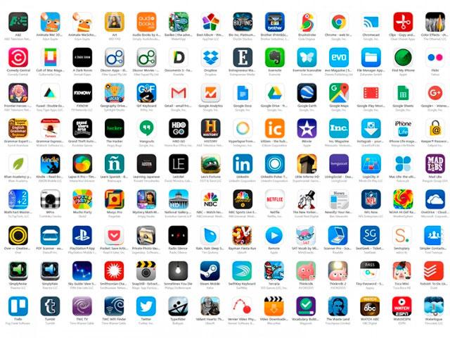 Time составил список 50 лучших мобильных приложений 2016 года
