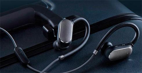 Xiaomi презентовала беспроводные наушники MiSports Bluetooth Headset