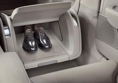Компания Volvo создала для китайцев самый роскошный автомобиль