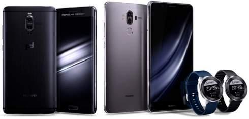 Представлен смартфон Huawei Mate 9