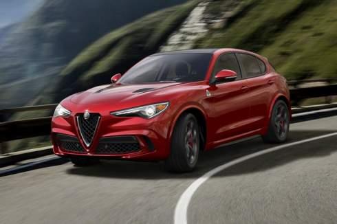 Первый кроссовер Alfa Romeo получил 510-сильный двигатель