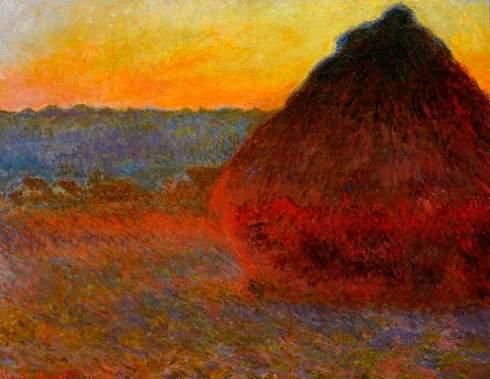 """Картина классика импрессионизма Клода Моне """"Стог сена"""" продана на аукционе Christie's за 81,4 миллиона долларов"""