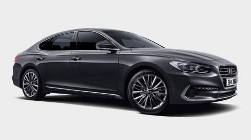 "Hyundai Grandeur получил восьмидиапазонный ""автомат"""