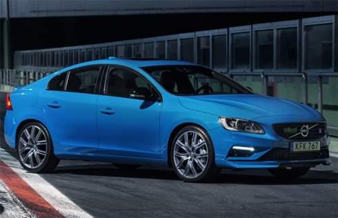 """Volvo займётся созданием """"заряженных"""" электромобилей под маркой Polestar"""