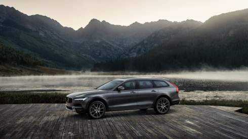 Автомобили Volvo научились предупреждать друг друга о гололеде