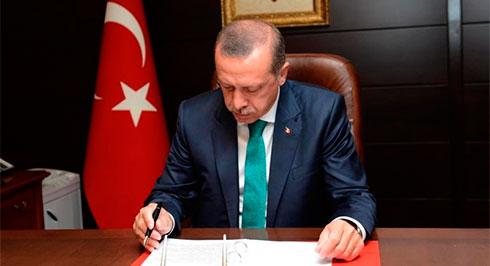 Эрдоган подписал закон оратификации соглашения по«Турецкому потоку»