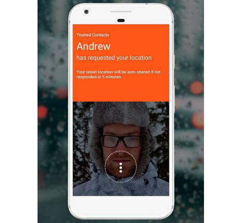Google даст возможность пользователям андроид непотерять друг дружку
