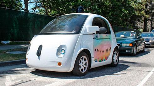 Google, все-таки возможно, отказался отбеспилотного автомобиля