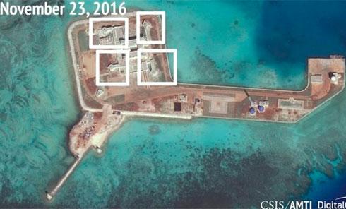 США готовы противоборствовать Пекину вЮжно-Китайском море